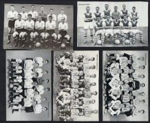 TRADE cards Star Teams of 1961 Football, Rugby,RANGERS, LINFIELD,